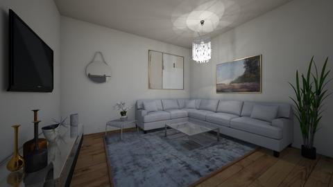 A - Living room - by sak2007
