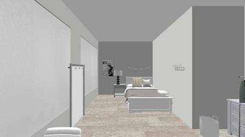 habitacion mery  - Modern - Bedroom  - by meryan00