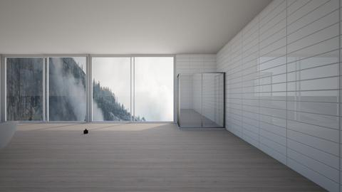 Bathroom - by ktorsoe