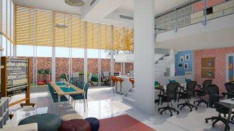 Youth Cafe - Modern - by giulygi
