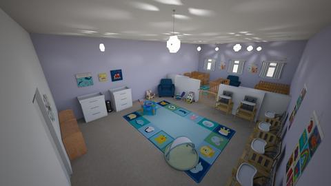 Infants Room - Kids room  - by KatharineLee