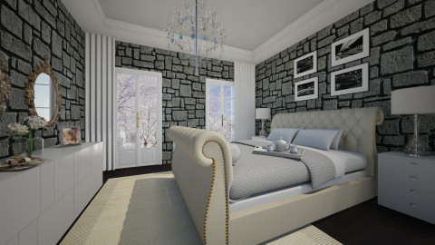 My dream Bedroom  - Classic - Bedroom - by Aleia Wade