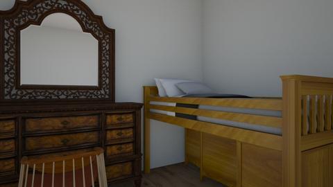 asdfghjkl - Bedroom  - by kballard