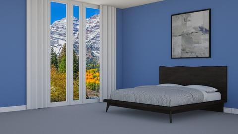 Demo Room for PuddingPI - Modern - Bedroom  - by kaede11