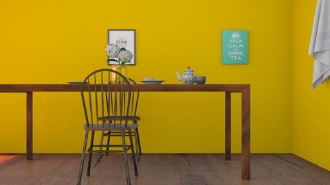 remix tea plz - Classic - Dining room  - by Itsavannah