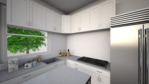 Kitchen x Laundry room - Kitchen  - by 10054859