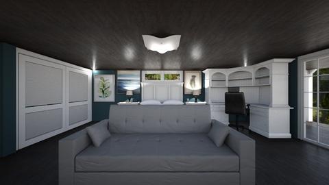 Basement Bedroom 5 - Bedroom  - by SammyJPili
