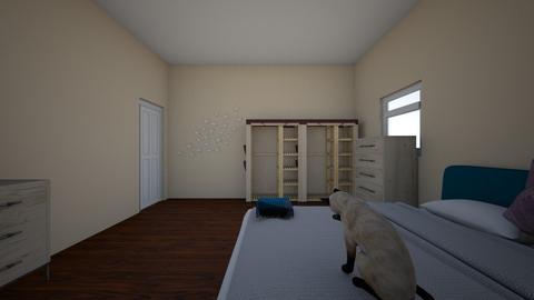 Julie Seibert - Bedroom  - by jules230110
