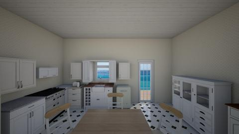 Cottage Kitchen - Kitchen  - by mspence03