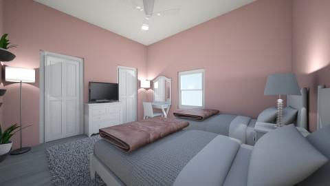 my room - Bedroom - by karinlonza
