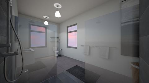 Clear Bathroom - Bathroom - by robharbs