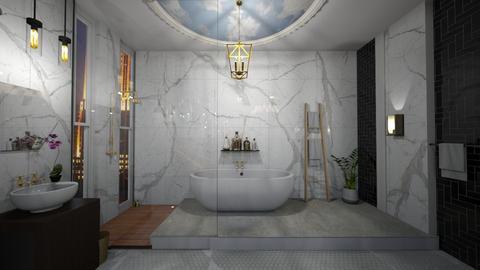 Orpita Azmiri - Bathroom  - by orpitaazmiri