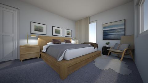 Tony Nelson  - Bedroom  - by samlanigan