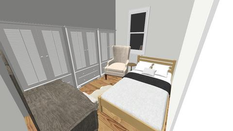 London 10 - Bedroom  - by kdpurcell3