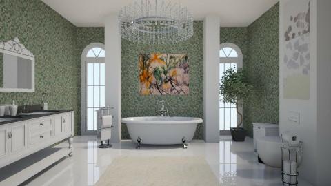 bathroom2 - Bathroom - by Kim Youn ji