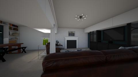 Basement family room - by haleyjt