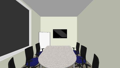 Conf Room 1 - Modern - by Catherine N