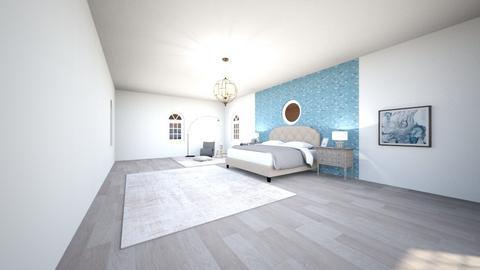 yatak  1 - Bedroom  - by selin demiray