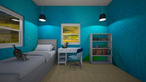 design2 - Bedroom - by 1g
