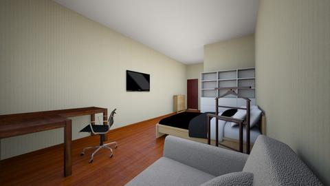 Peystran Office Design  - Classic - Living room  - by Yasin Dumlu Civil Engineer