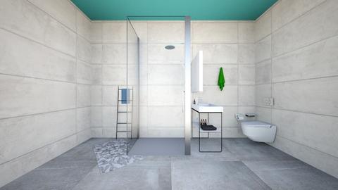 bathroom - Bathroom  - by kwiatowa pandzia