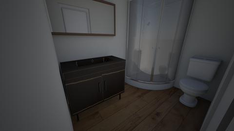 Inside bathroom - Bathroom  - by jumpncrash