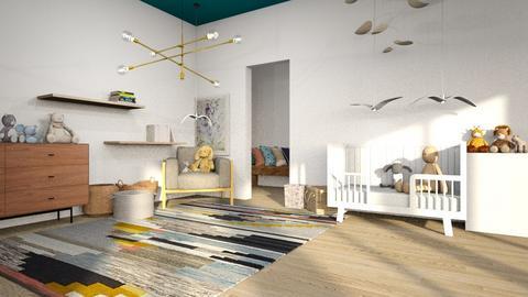 Dolly - Modern - Kids room  - by CitrusSunrise