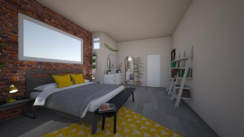 Charlie_Tucker_2 - Bedroom  - by pvmsfacs