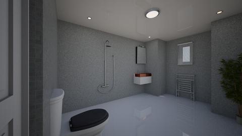 bu - Bathroom  - by chelskiing