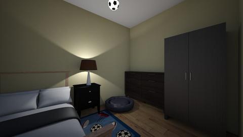 leslie - Kids room  - by LHSHousing