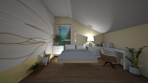 ETTIC - Bedroom  - by Niva T