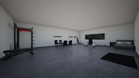 Prentices Room - Modern - Bedroom  - by MCNBaller