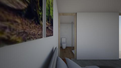 ensuite3 - Bathroom  - by Retrosteve