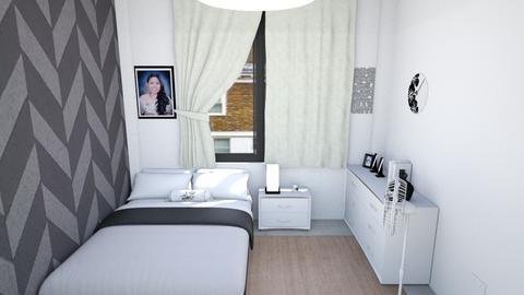 Bessy Bed - Modern - Bedroom - by lyrikkah
