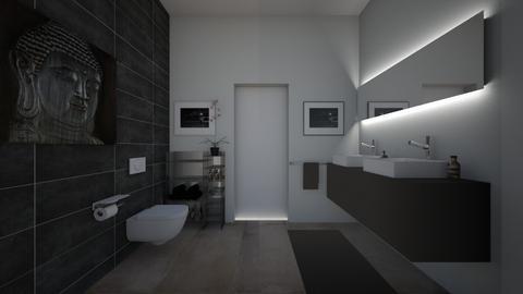 ff dorms room - Bedroom  - by hylenatheinsta