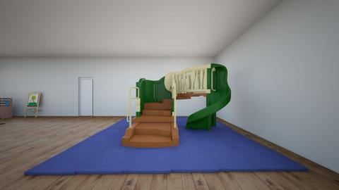 kinderdagopvang - Kids room  - by felicity20