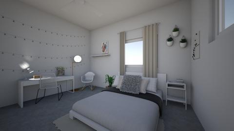 my bedroom - Bedroom - by s _ i _ j