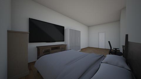 my bedroom - Modern - Bedroom - by bobby brown