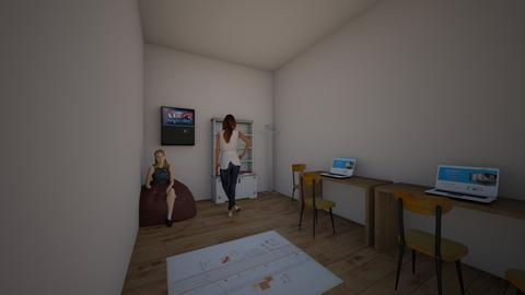 classrooom - Living room  - by hupperman