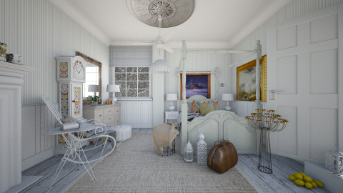 df - Classic - Bedroom - by Evangeline_The_Unicorn