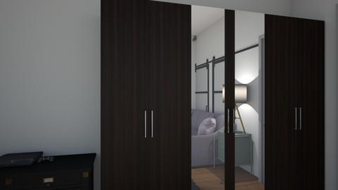 havitacion 1 - Modern - Bedroom  - by Xadrix51