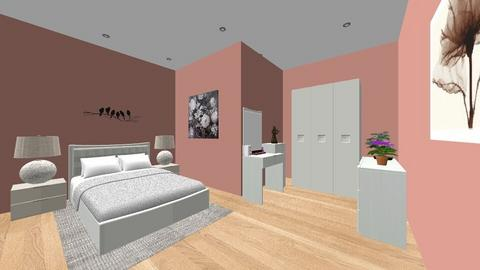 Teen room  - Modern - Bedroom  - by LHSHousing