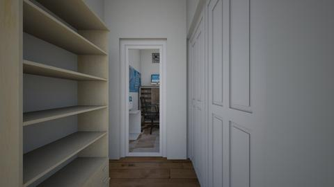 RUANG KERJA 1 - Modern - Office  - by djokos