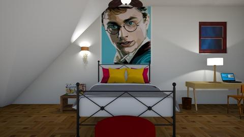 Harry Fan - by RoseGrangerWeasly