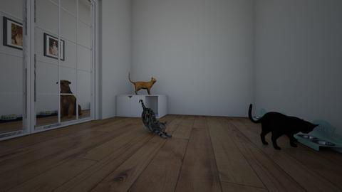pet house - by skateboredgirl