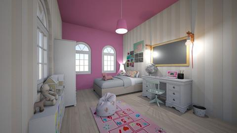 kids room - Bedroom - by jovhke