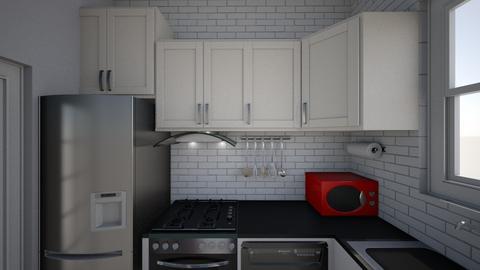 kitchen 1 - Kitchen  - by filozof