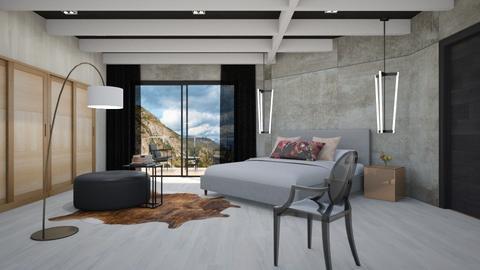Cool Basics - Modern - Bedroom  - by 3rdfloor