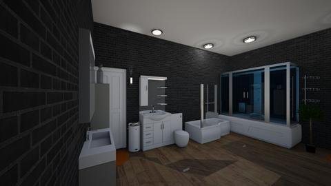BATHROOM  - Bathroom  - by LLOYDPAMORE