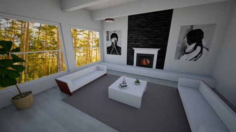 The Perfect Rug - Living room  - by jafta